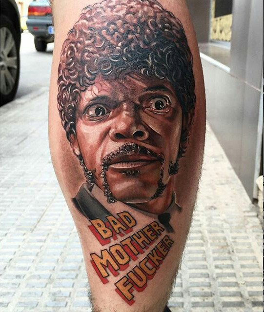 pulp-fiction tattoo